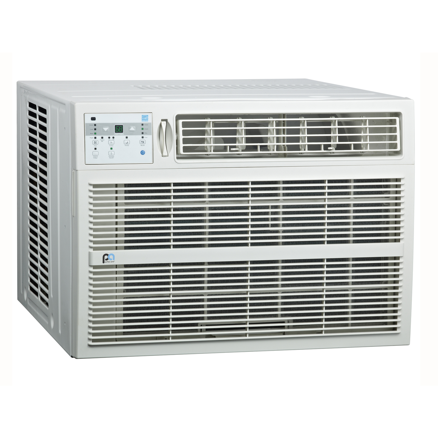 Perfect Aire  15000 BTU 18 in. H x 23-3/4 in. W 700 sq. ft. Window Air Conditioner