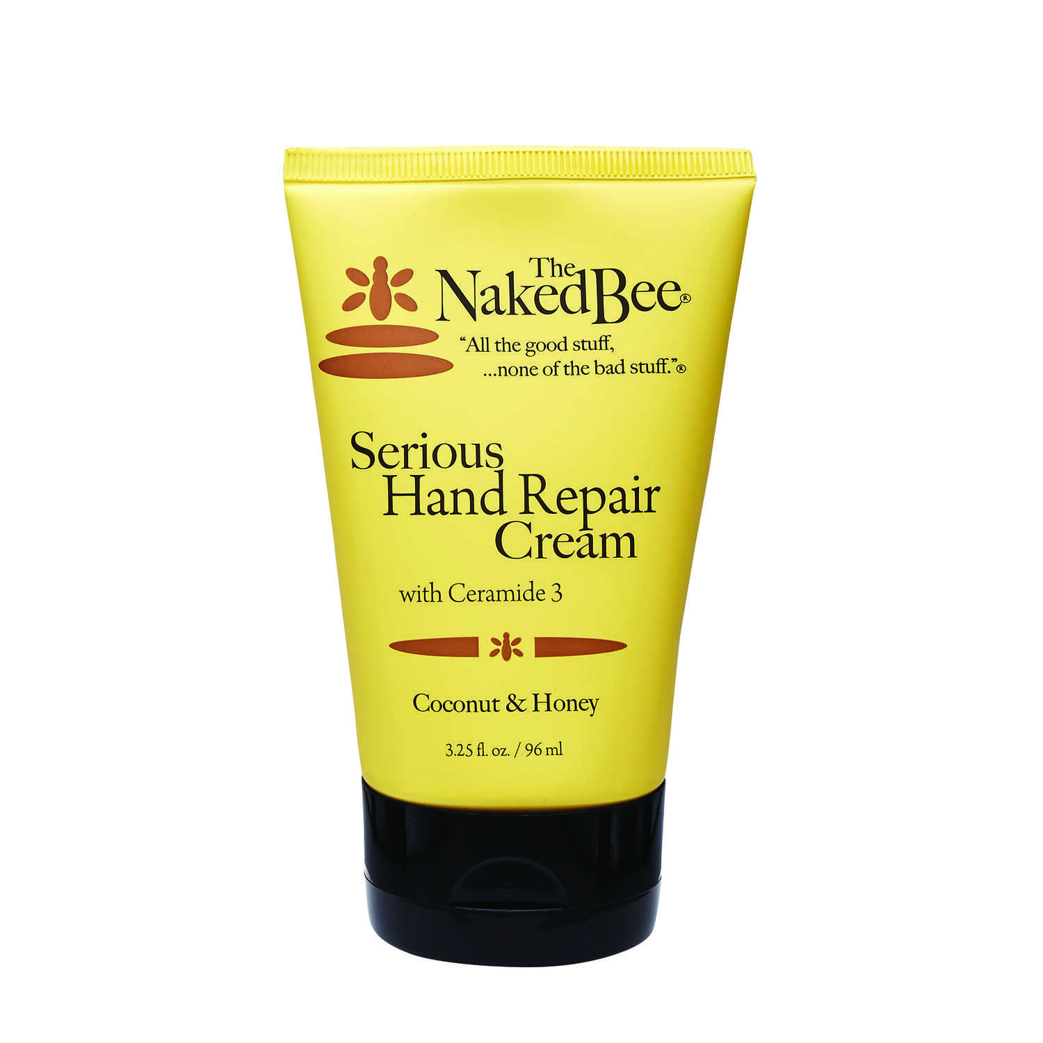 The Naked Bee  3.25 oz. 1 pk Hand Repair Cream  Coconut and Honey Scent