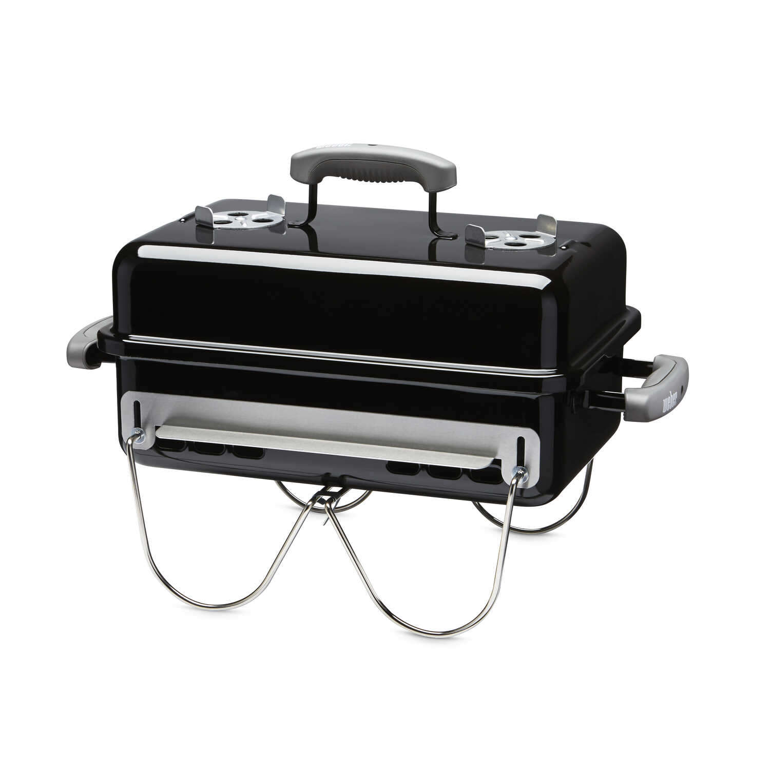 Weber  Go Anywhere  Charcoal  21 in. W Black  Portable Grill