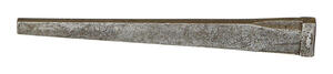 Ace  8D  2-1/2 in. L Masonry  Bright  Steel  Nail  Tapered Shank  Flat  1 lb.