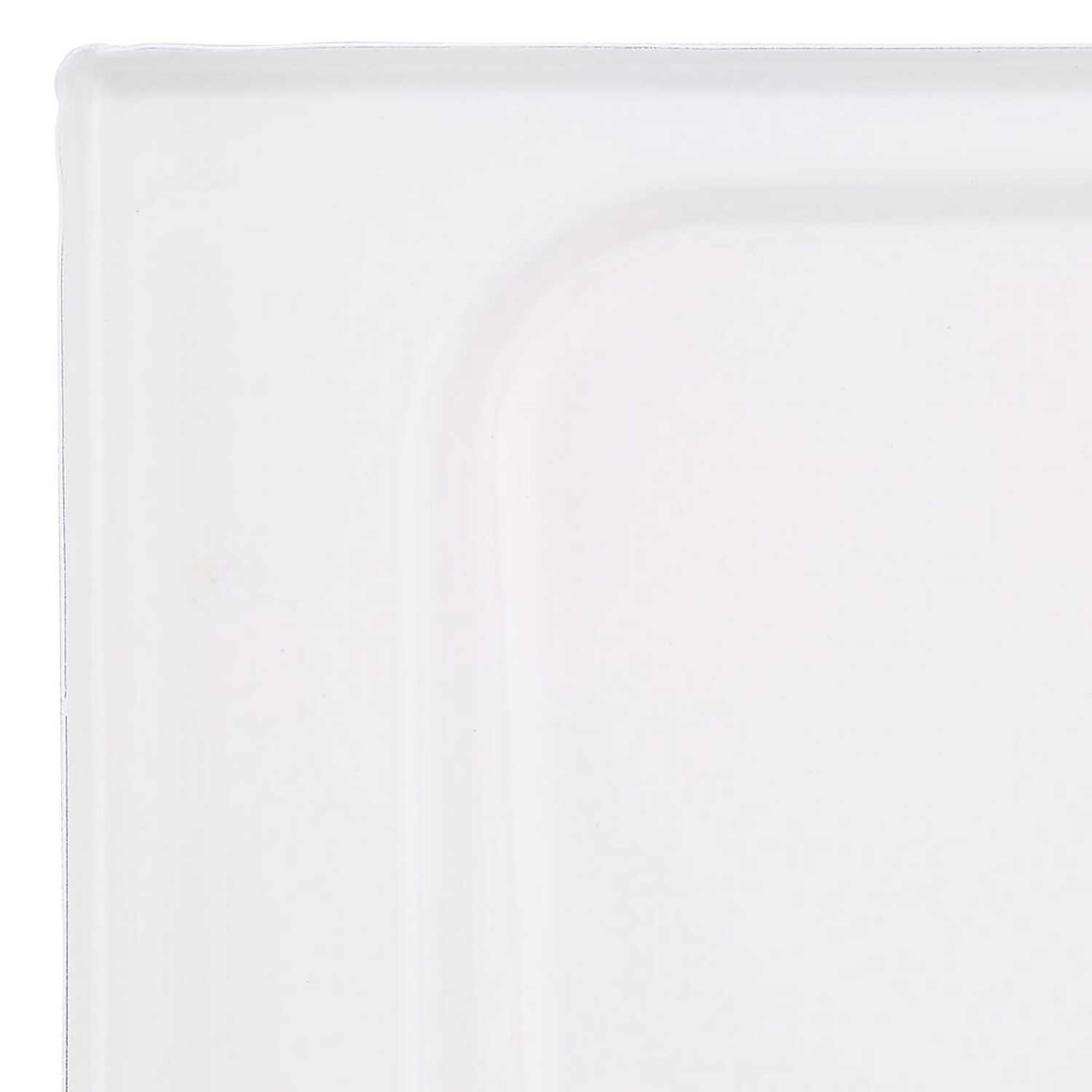 Bootz  4 in. H x 32 in. W x 60 in. L White  Shower Base