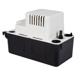 Little Giant  1/50 hp 65 gph Thermoplastic  AC  Condensate Removal Pump