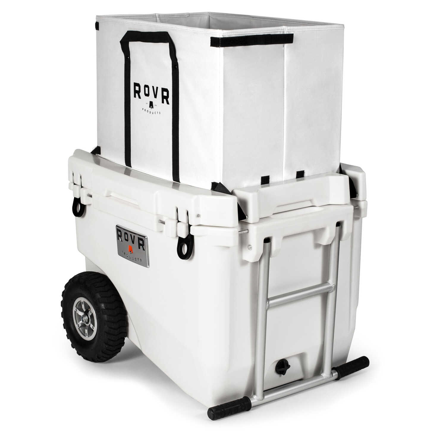 RovR  Cooler  60 qt. White