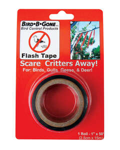 Bird-B-Gone  Mylar Flash Tape  For Assorted Species 1