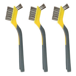 Allway  1/2 in. W x 7 in. L Synthetic  Wire Brush