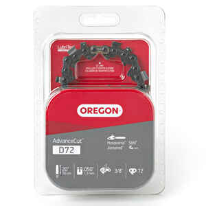 Oregon  20 in. 72 links Chainsaw Chain