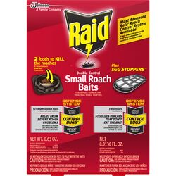Raid  Solid  Roach Killer  0.63 oz.