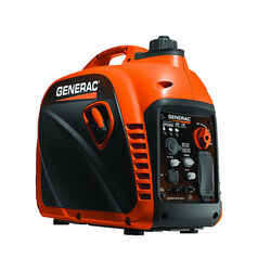 Generac  True Power  1700 watts Orange  Portable Generator