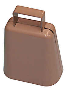 SpeeCo  Steel  3-1/8 in. H Cowbell