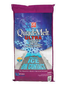 Qik Joe  Quad Melt  Blended  Ice Melt  50 lb.