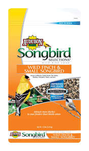 Audubon Park  Songbird Selections  Finches  Wild Bird Food  Niger Seed  12 lb.
