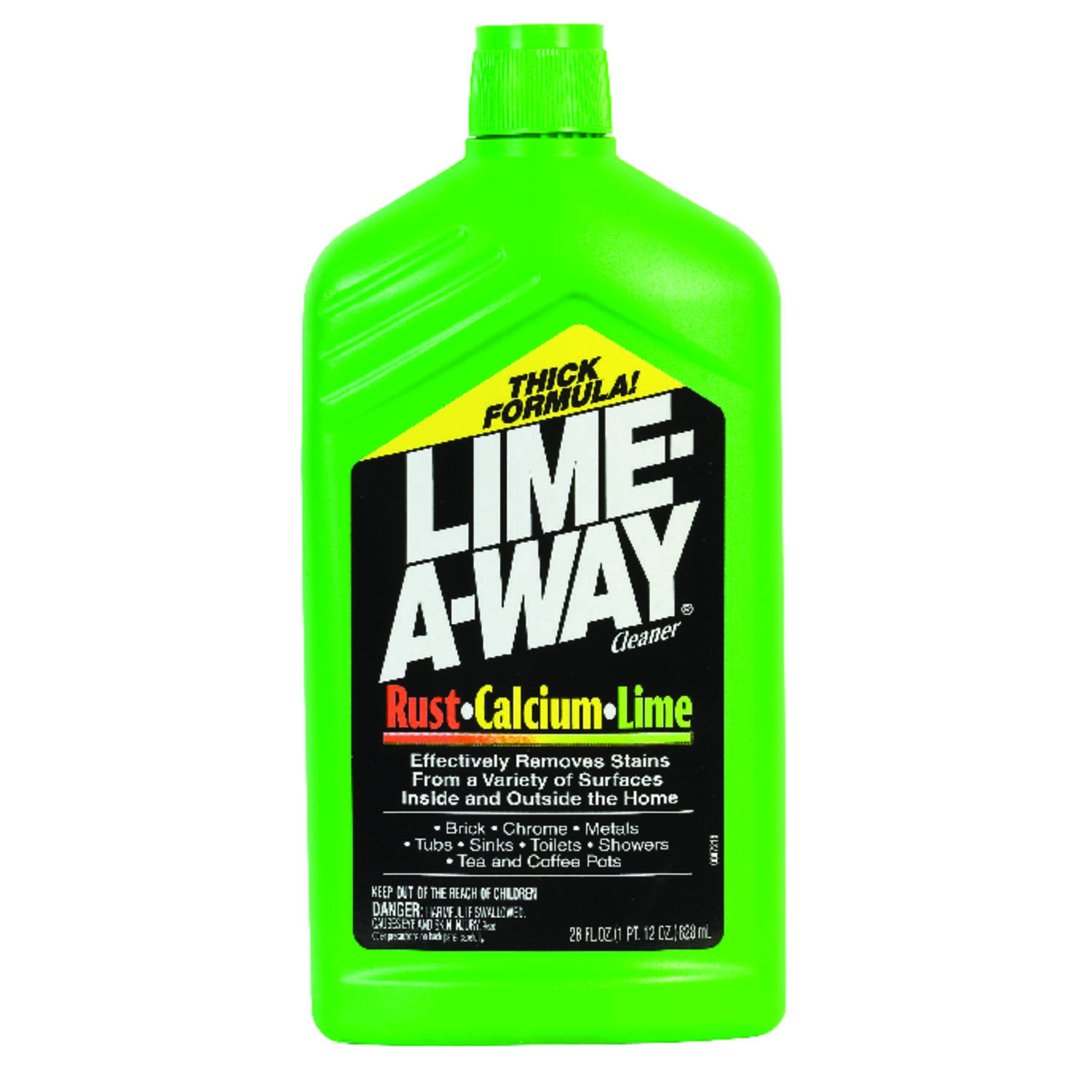 Lime-A-Way  Air Conditioner & Coil Cleaner  28 oz. Liquid