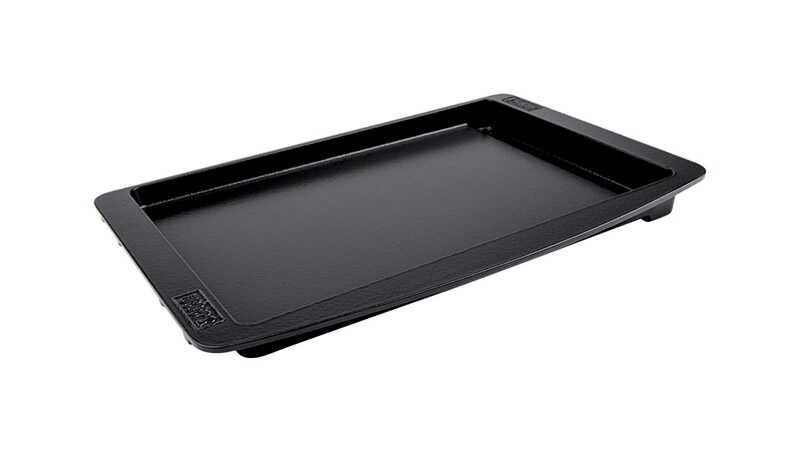 Weber  Genesis II  Griddle  Cast Iron/Porcelain