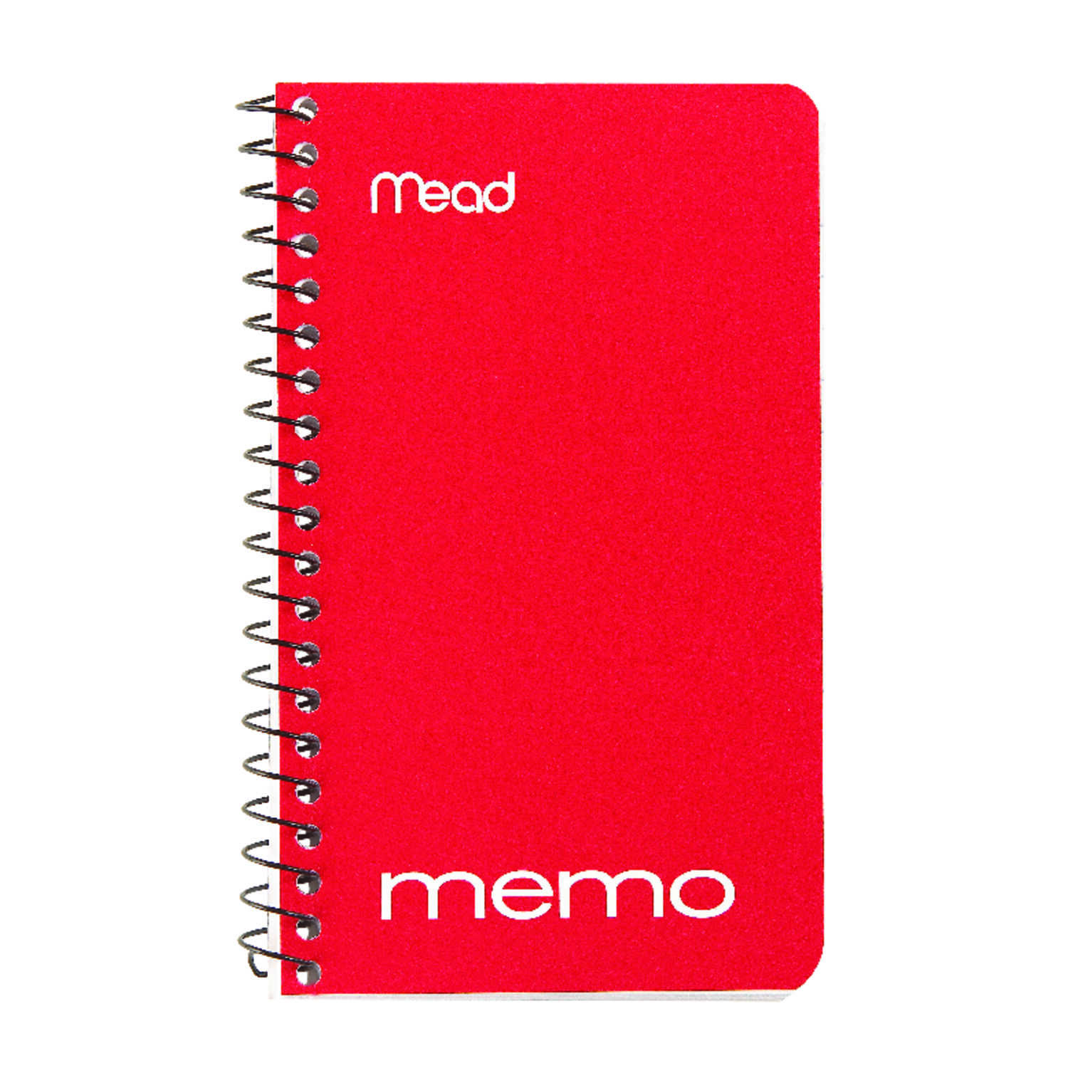 Mead  3 in. W x 5 in. L Memo Book