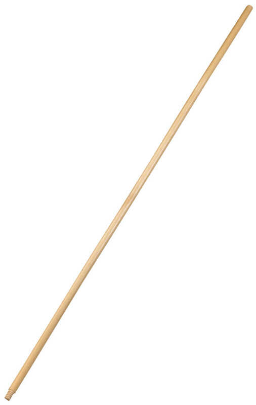Contek  60 in. L Wood  Broom Handle