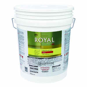 Ace  Royal  Flat  Tintable Base  Acrylic Latex  House Paint & Primer  5 gal.