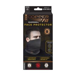 Copper Fit Protective Copper Infused Face Mask 1 pk