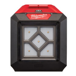 Milwaukee  Rover  1000 lumens LED  Battery Operated  Flood Light