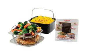NuWave  Brio  6 qt. Gourmet Accessory Kit