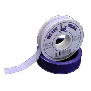 Blue Seal  Purple  1368 in. L x 1/2 in. W Thread Seal Tape  0.2 oz.