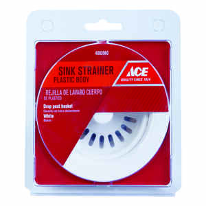 Ace  3-1/2 in. Dia. Sink Strainer