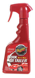 Meguiar's  Quik  Liquid  Automobile Wax and Polish  16 oz. For Use On All Paint Surfaces