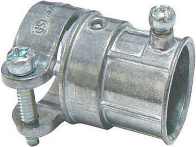 Sigma Electric ProConnex 3/4 in. Dia. Die-Cast Zinc Combination Coupling For EMT/Flex 1 pk