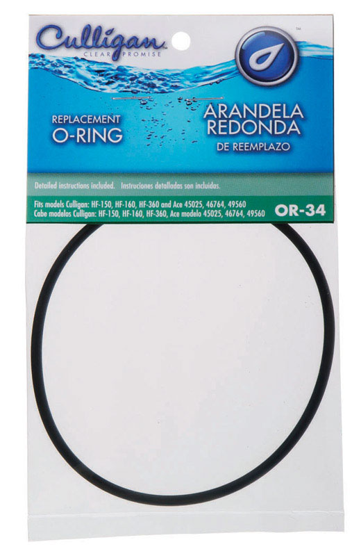 Culligan  4 in. Dia. Rubber  O-Ring  2