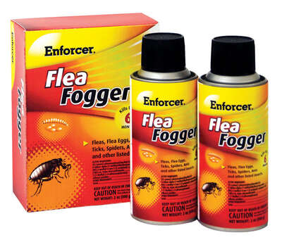 Enforcer Flea Liquid Fogger 2 oz.