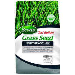 Scotts  Turf Builder  Northeast Mix  Sun/Shade  Grass Seed  3 lb.