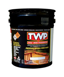 TWP  Cedartone  Oil-Based  Wood Preservative  5 gal.
