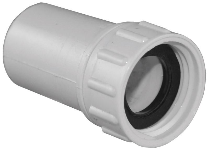 Lasco PVC Swivel Hose Adapter 1/2 In. Dia. X 3/4