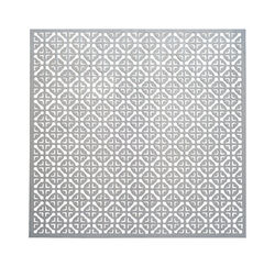 M-D 0.02 in. x 1 ft. W x 1 ft. L Aluminum Mosaic Sheet Metal