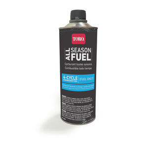 Toro  Gasoline  All Season Fuel  32 oz.