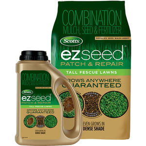 Scotts  Ez Seed  Tall Fescue  Seed, Mulch & Fertilizer  3.75 lb.