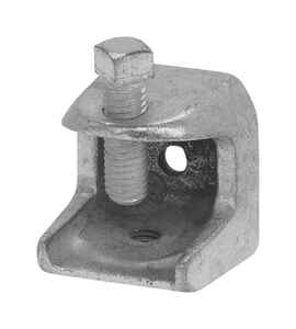 Unistrut  Malleable Iron  Clamp  1 pk