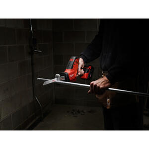 Milwaukee  M18 HACKZALL  Cordless  One-Handed Reciprocating Saw  Bare Tool  18 volt
