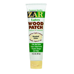 ZAR  Neutral  Latex Wood Patch  3 oz.