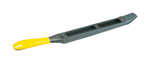 Stanley  Surform  10 in. L x 3.3 in. W Flat File  Die Cast Alloy  Yellow