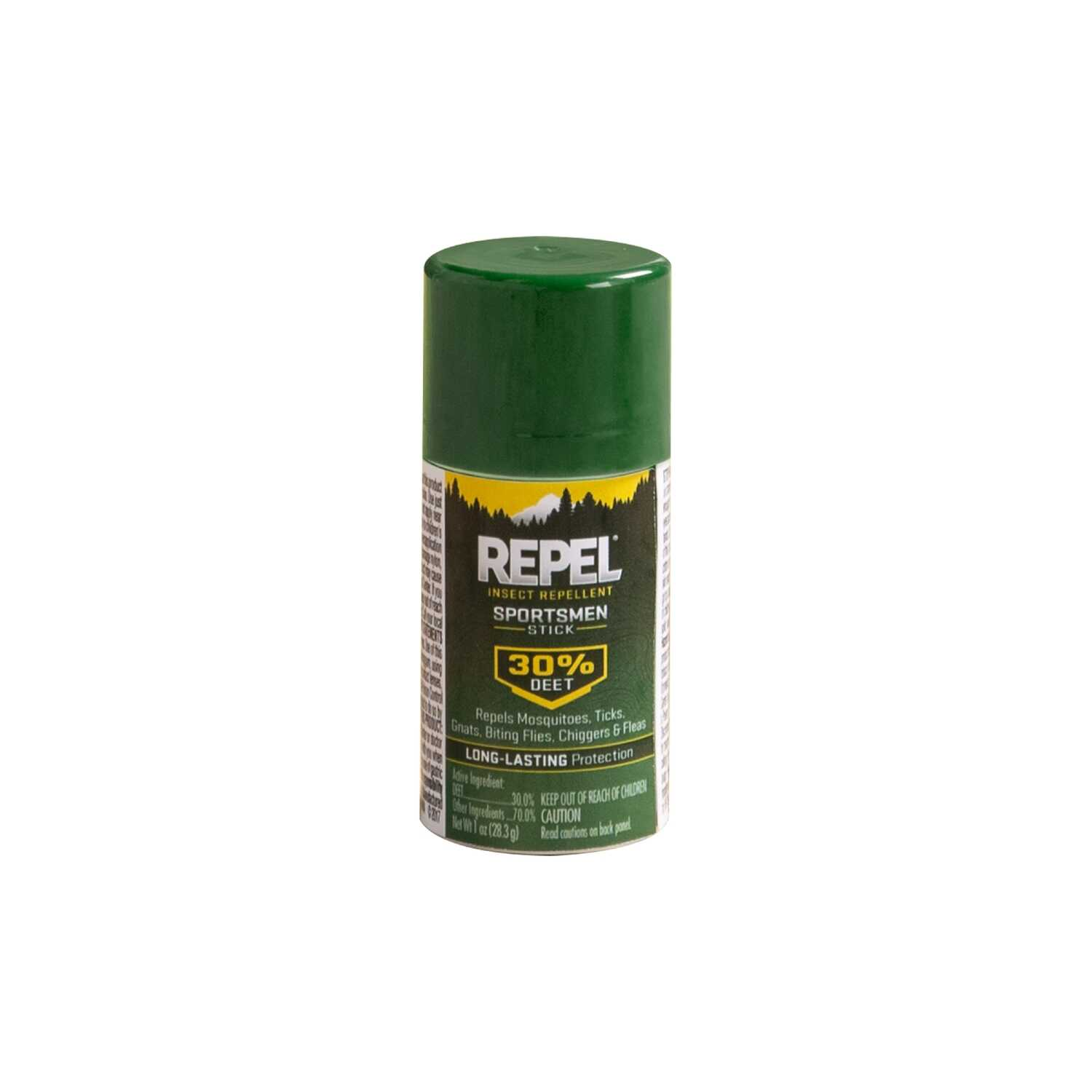 Repel  Sportsmen Stick  Insect Repellent  Solid  For Gnats/Mosquitoes/Ticks 1 oz.