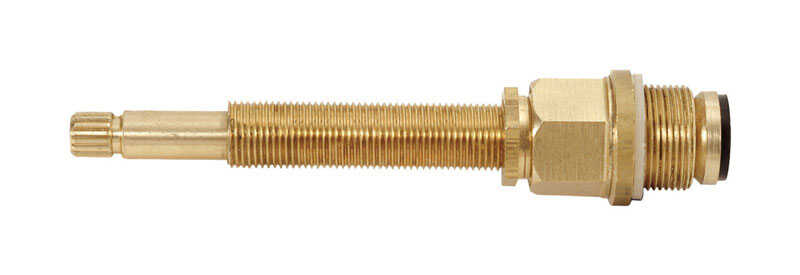 BrassCraft  Hot and Cold  Compression Stem  For Central Brass Faucet
