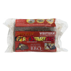 Western  Red Hot  Fire Stones  Fire Bowl Filler  3 in. H x 5.25 in. D x 2.75 in. W