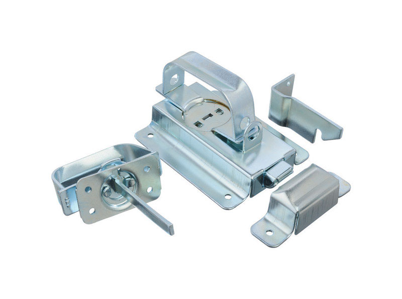 Ace Door Latch Swinging For Heavyweight Gates and Doors Zinc Zinc