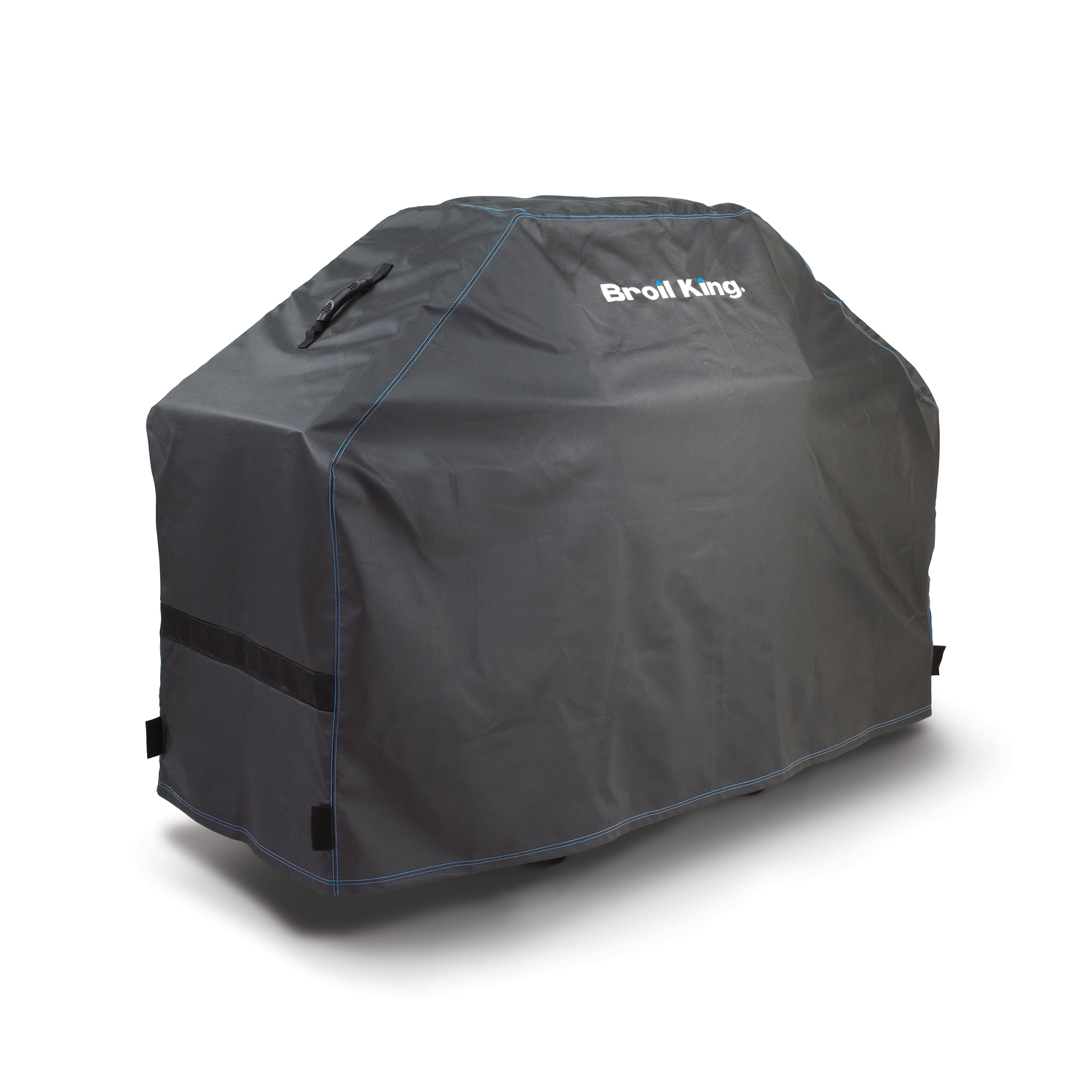 Broil King  Black  Grill Cover  47.5 in. H x 64 in. W x 23 in. D For Fits the Baron 590S other Baron