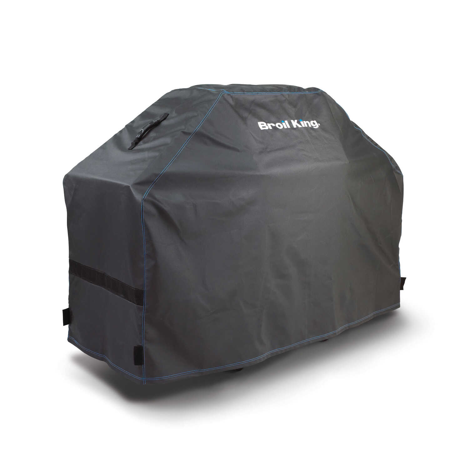 Broil King  Black  Grill Cover  64 in. W x 23 in. D x 45.5 in. H For Baron 500 series