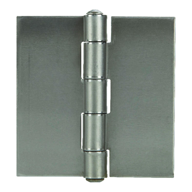 Ace 3 In L Natural Steel Weldable Door Hinge 1 Pk Ace Hardware