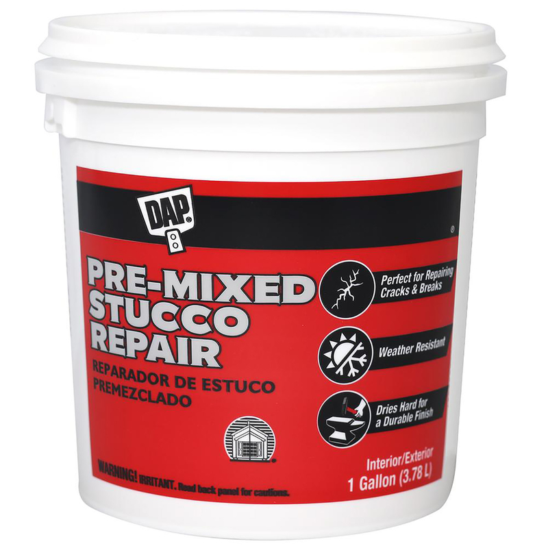 Phenopatch Pre-Mixed Stucco Patch Pre-Mixed 1 gal.