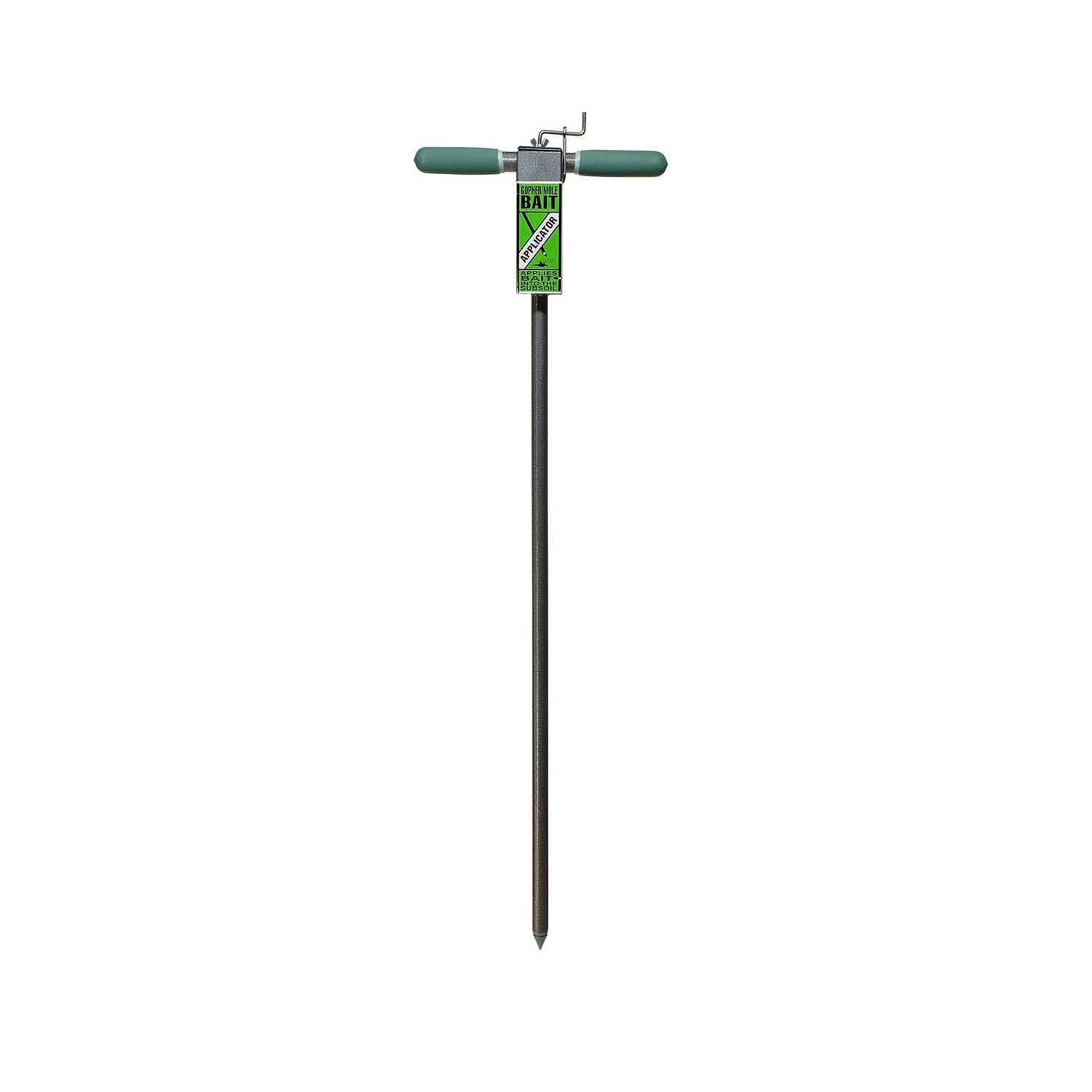 Yard Butler  37 in. Mole and Gopher Bait Applicator  Steel
