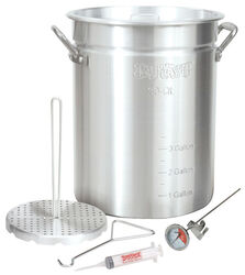 Bayou Classic Aluminum Turkey Fryer Kit 30 qt.