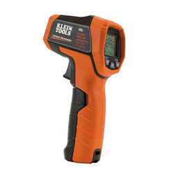Klein Tools -22 Degree F to 752 Degree F LCD Infrared Thermometer 1 pk